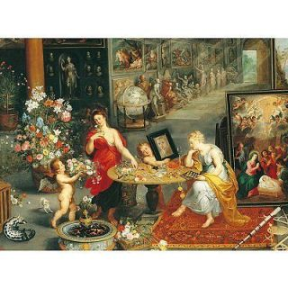 43850   Jigsaw Puzzle   6000 Pieces   Brueghel  Allegory of Si