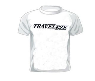 Vintage Travel Trailer T shirt Travel Eze