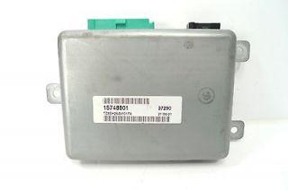 98 05 ASTRO SAFARI BRAVADA SMARTRAC TRANSFER CASE COMPUTER MODULE