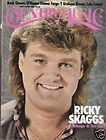 RICKY SKAGGS Red Foley Buck Owens T. Graham Brown    1987 Country