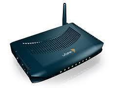 uBEE U10C037 Wireless Docsis 2.0 Cable Modem + Rouer
