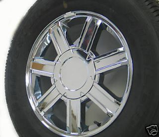 cadillac escalade wheel center caps