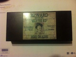 billy the kid in Historical Memorabilia