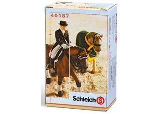 Set Schleich toy figure NEW Farm Life People *horse not included