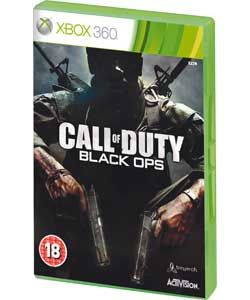 Call of Duty 7 Black Ops Xbox 360