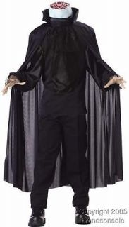 Childs Headless Horseman Scary Halloween Costume Sm