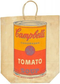 campbell soup bag