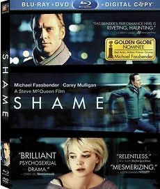 Shame   Blu Ray New & Sealed