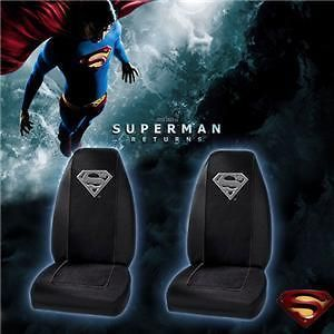 Superman Car Accessories Seat Covers F