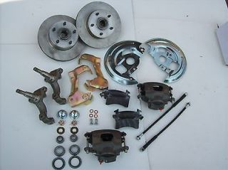 AFX Body front Disc Brake conversion Kit calipers and rotors  New