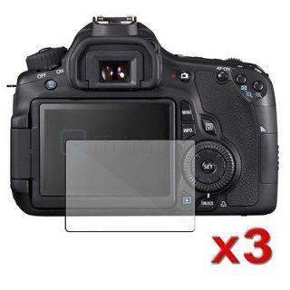 Screen Protector Cover LCD Film Guard for Canon DSLR Camera EOS 60D