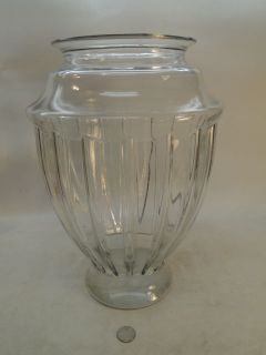 ANTIQUE VINTAGE CANDY STORE DISPLAY JAR GLASS APOTHECARY DRUGSTORE