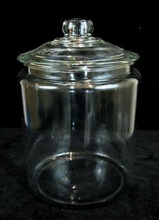 vintage candy store jar