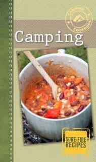 CAMPING Camp Cooking Cook Book NEW Stove Dutch Oven Cookbook Coleman