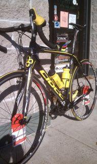 2012 Ciocc Rydon 58cm full carbon bike w/ SRAM, Fulcrum (Campy) FSA
