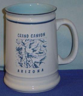Grand Canyon, Arizona 16oz Ceramic Beer Mug   NEW