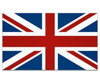 Britain Union Jack Flag British UK Car Vinyl Window Bumper Sticker