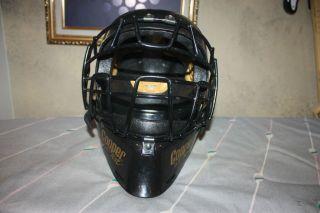 euc COOPER CL 87 Rat Baseball catchers Helmet S