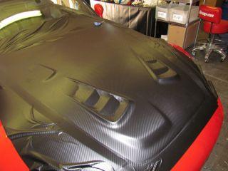 15FT X 5FT CARBON FIBER VINYL WRAP 3D PRO GRADE BUBBLE FREE AIR