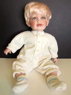 Vintage Royal Cathay Collection Porcelain Baby Doll