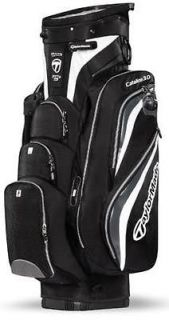 2012 TaylorMade Catalina 3.0 Golf Cart Bag Brand New Black/White $219