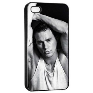 Channing Tatum Apple Iphone 4 4s Photo Picture Hard Case Cover