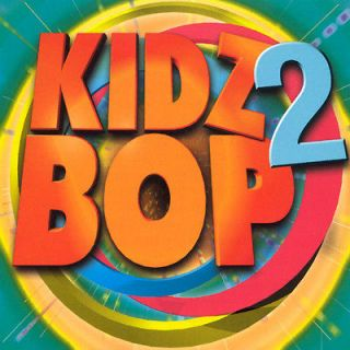 NEW Kidz Bop 2   Kidz Bop Kids 08768278