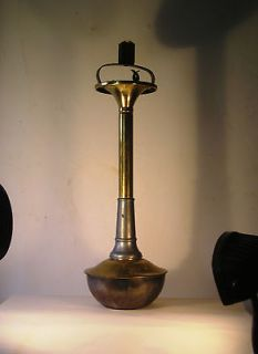 Interesting Design Early Modernist Art Deco Machine Age Smoking Stand