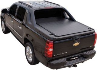 up Tonneau Cover   Black   Chevy Avalanche (Fits Chevrolet Avalanche