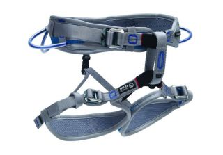 Vision II adjustable Harness rock climbing various sizes NEW MODEL