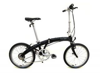 Dahon Free Carry Strap Mu P8 Obsidian Black Folding Bike Bicycle