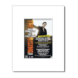BRUCE SPRINGSTEEN   UK Tour 2003   Matted Mini Poster