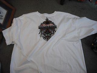 PJD Paul Jr Designs Motorcycle T Shirt Jared Allen Bike New size XL