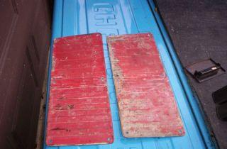 48 49 50 51 52 53 Dodge pickup truck interior door access panels, pair