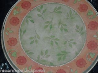 Corelle Heirloom Floral ROUND STOVE Eye Electric Range Cook TOP