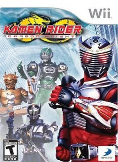 M3 Kamen Rider Dragon Knight Case Nintendo DS
