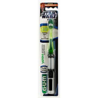 GUM Star Wars Anakin Lightsaber Toothbrush, Soft