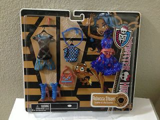 Newly listed Monster High Robecca Steam Deluxe Fashion Pack 2013 Brand