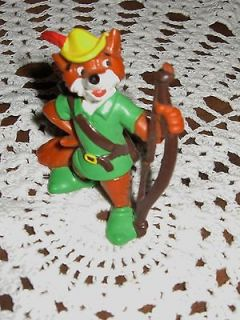 1982 Walt Disney Robin Hood figure BULLY Made in Germany   Super
