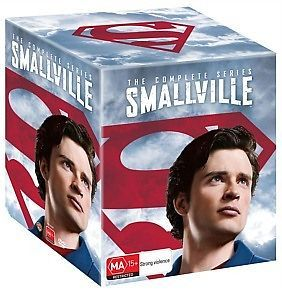 The Complete Collection (TV Series   Seasons 1   10)  NEW DVD R4