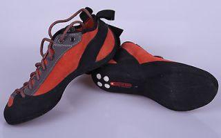 Millet  Rock MIG 1225 Rock Climbing Shoes Lace Ups Mens Size 9 1/2