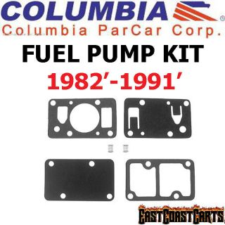 Columbia Par Car Harley Davidson 1982 1990 Golf Cart FUEL PUMP