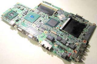 Dell Latitude D400 1.6GHz Laptop Motherboard TESTED 0J5351 J5351 55