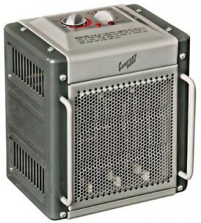 Comfort Zone CZ892 Cube Style Deluxe Utility Heater NEW