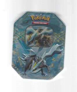 Kyurem EX Pokemon Collectible Tin New Sealed