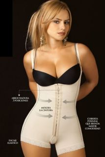 Full Body Shaper Butt Lifter Short, Levanta Cola Fajas Reductoras