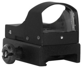 Micro Green Dot Reflex Scope Sight Fits Ruger Tactical 10/22 Mossberg