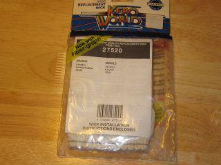 Kerosene Heater Wick Aladdin TR 3000,TR3000  35011,Comfort Glo