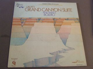 GROFES GRAND CANYON SUITE AND RAVELS BOLERO PMC 7043