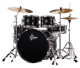 Gretsch Energy Drum Set Package Package Complete w/ Hardware & Sabian